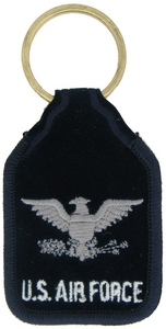US Air Force COL Key Rings