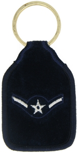 US Air Force Airman Key Rings