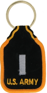 US Army 1st LT Key Rings