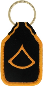 US Army PFC Key Rings