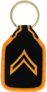 US Army CPL Key Rings