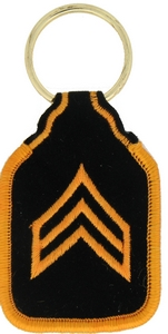 US Army SGT Key Rings