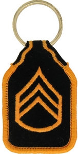 US Army SSG Key Rings