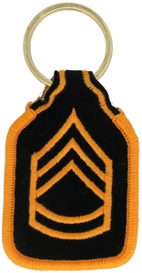 US Army SFC Key Rings
