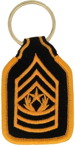 US Army CSM Key Rings