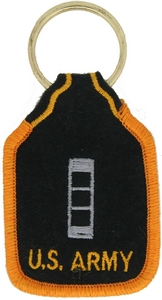 US Army WO-3 Key Rings