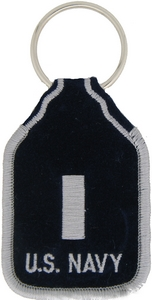 US Navy LT JG Key Rings