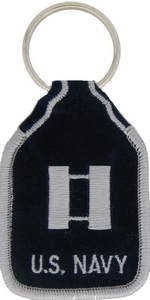 US Navy LT SG Key Rings