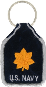 US Navy LT CMDR Key Rings