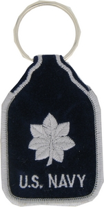US Navy CMDR Key Rings