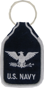 US Navy CPT Key Rings