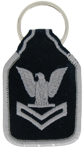 US Navy PO2 Key Rings