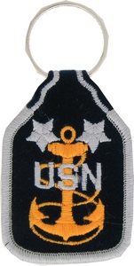 US Navy MCPO Key Rings