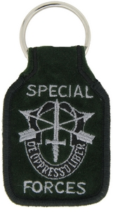 Special Forces Key Rings