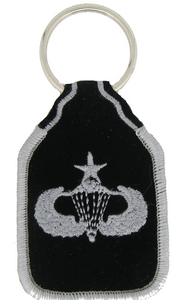 Senior Paratrooper Key Rings