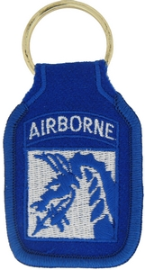 18th Airborne Corps Key Rings