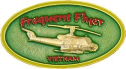 Frequent Flyer Vietnam Hat Pins
