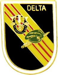 Delta Force Army Hat Pins