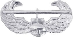 US Army Air Assault Wings (silver) Hat Pins