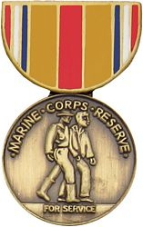 US Marine Corps Reserve Hat Pins