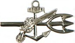 US Navy UDT Hat Pins