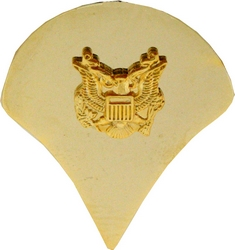 US Army Specialist 4th Class (gold) Hat Pins