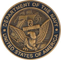 Department of the Navy Hat Pins