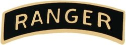 US Army Ranger Tab Army Hat Pins