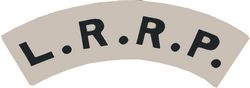 US Army LRRP Tab Army Hat pins