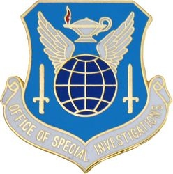 Office Of Special Investigations Air Force Hat Pins