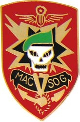 MACV SOG Army Hat Pins