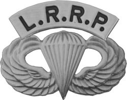 LRRP Wings Army Hat Pins