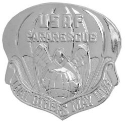 US Air Force Para Rescue Pins