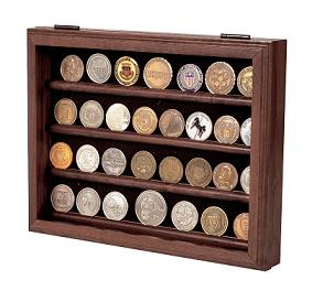 Challenge Coin Displays