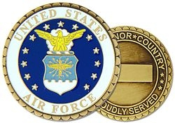 United States Air Force Challenge Coins