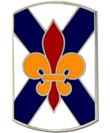 256th Infantry Combat Service Badge (2 inch)