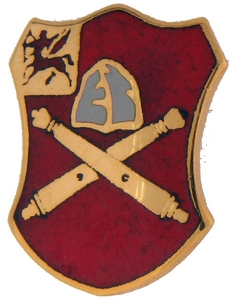 10th Field Artillery Crests