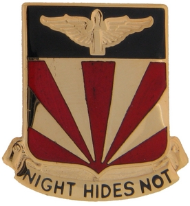 56th Air Defense Artillery Crests