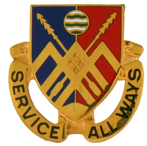 29th Support Battalion Crests