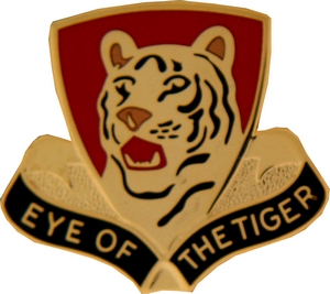 219th Support Group Crests