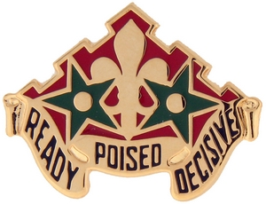 252nd Armor Crests