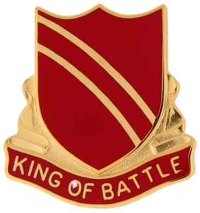 108th Combat Support Training Regiment Crests