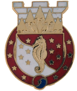 36th Engineer Group Crests