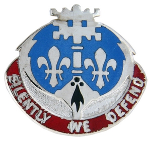 204th MI Battalion Crests