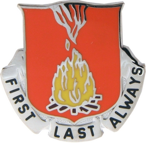 53rd Signal Battalion Crests