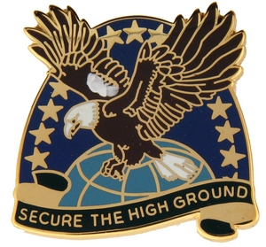 Space and Missile Defense Crests