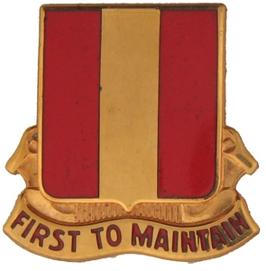 1st Maintenance Battalion Crests