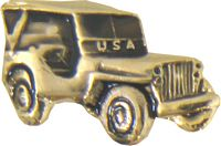 Jeep Hat Pins