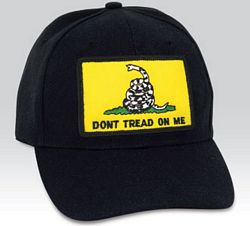 Don't Tread On Me Ball Caps