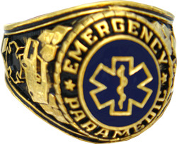 Emergency Paramedic Rings